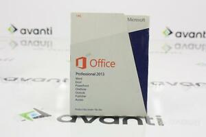 Microsoft Windows Office Pro 2013 32-bit/X64 Englis for US/Canada Only
