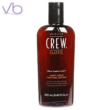 AMERICAN CREW (Classic, Light Hold, Texture Lotion, Low Shine, Fine Hair, 250ml)