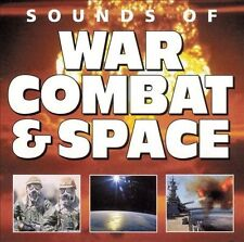 VARIOUS ARTISTS - SOUND EFFECTS: WAR, COMBAT & SPACE [NESAK] (NEW CD)