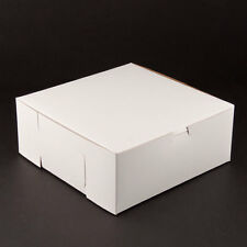 "Cake / Bakery Box 10"" x 10"" x 5 1/2"" 100 / Bd - Fast Shipping !"