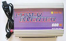 NEW 600W WATT GRID TIE INVERTER ACCEPT 22-60 VDC/120VAC