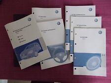 VOLKSWAGEN POLO (2005 - 2009) OWNERS MANUAL - HANDBOOK INC 1.8T GTi.  (SEJL 470)