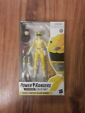 Power Rangers Lightning Collection MMPR Trini / Yellow Ranger Figure