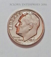1970 S Roosevelt  *PROOF*  Dime  **FREE SHIPPING**