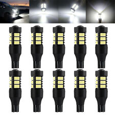 10Pcs T15 High Bright 54SMD 4014 CANBUS LED Bulbs 912 921 Back up Reverse Lights