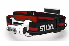 Silva Linterna Headlamp Trail Runner II de cabeza Frontal Lámpara