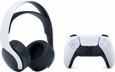 Sony PlayStation 5 Controlador Inalámbrico dualsense y pulso 3D Auriculares Para Juegos