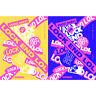 WEKI MEKI LOCK END LOL 2nd Single CD+PhotoBook+Card+Sticker+Etc+Tracking #
