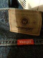 Wrangler jeans 31x 32ins