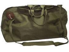 Authentics® Kuvert Reisetasche Sporttasche Platzsparend oliv Größe L