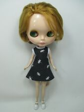 Blythe Outfit Handcrafted dress basaak doll # 790-54