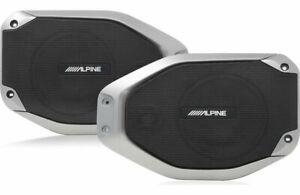 Alpine SPV-65-JLT Rear Soundbar Upgrade Kit for 2018 – Up Jeep Wrangler