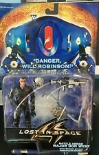 1997 Lost in Space Battle Armor Major Don West, new in package