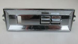 1974-1979 Cadillac Deville Fleetwood Rear Window Switch