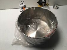 Bravetti EP545 300W Hand Mixer Replacement Stainless Steel Bowl