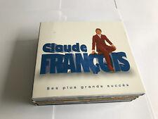 Ses Plus Grands Succes ~ Claude Francois  2 CDM INT/EX UNPLAYED 5099750174098