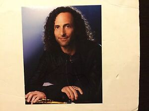 Kenny G Hand Signed 8x10 Photo Autographed a