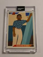 Topps PROJECT 2020 Card 72 - 1992 Mariano Rivera by Keith Shore