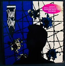 """DAVID BOWIE-DANCING WITH THE BIG BOYS-Rare Promotional Only 12"""" EP Album-EMI"""
