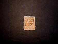 Netherlands Stamp Scott# 27  William III 1872-88    C357