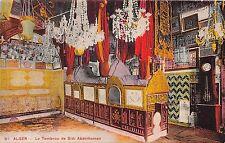 Africa postcard Alger Algiers Algeria Le Tombeau de Sidi Abderhaman