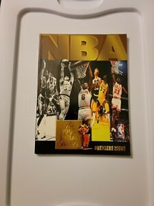 1995 NBA Finals Magazine