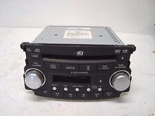 2004-2006 ACURA TL CD CHANGER STEREO PLAYER CASETTE RADIO OEM LOT308