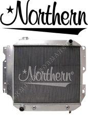 Northern 205087 Jeep 87-04 YJ TJ 4.0L Wrangler Aluminum Radiator w Trans Cooler