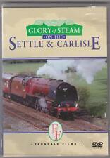 Glory Of Steam On The Settle & Carlisle (DVD) Railway DVD ~ Ferndale Films