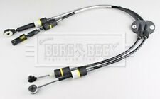 FORD FOCUS C-MAX 1.6D Gear Change Cable 03 to 06 5 Speed MTM B&B 1420333 Quality