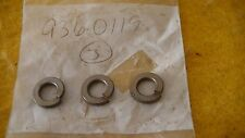 """(03) Brand New Original Oem Genuine Mtd Washer-Lock 5/16"""" Mtd Part # 936-0119"""