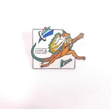 Sydney 2000 Paralympic Games Javelin Lizzie Mascot Pin Badge #813912