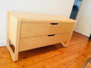 Danish Minimalist Retro Scandinavian Style Sideboard/Chest Of Drawers