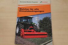 158564) Kverneland Mulcher Prospekt 03/2013