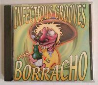 "Infectious Grooves ""Borracho + Pneumonia Bonus EP"" CD (2006) - Brand New Sealed"