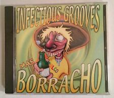 "Infectious Grooves ""Borracho + Pneumonia Bonus EP"" CD (2006) - Brand New Sealed"