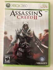 Assassin's Creed II 2 (Microsoft Xbox 360 ) NEW Factory Sealed Game