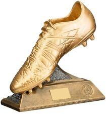 Golden Boot Football Trophy,Top Goalscorer, 230mm,Free Engraving, (RF526B) gdt