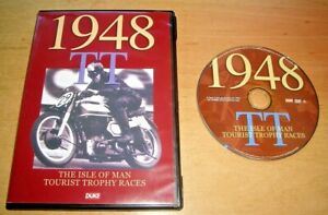 """1948 TT"" ISLE OF MAN TT DVD - IoM MANX"