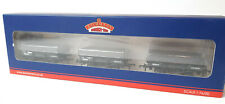 BACHMANN GWR CLAY OPEN WAGONS WITH COVERS X 3 EXCELLENT BOXED OO GAUGE(RM)