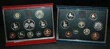 More details for proof sets 1983 - 1999 royal mint standard or deluxe choose your dates 50p £2