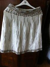 Zara Squint Skirt Size 12 EUR 38
