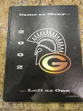 Gonzales Highschool 2002 Year Book