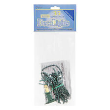 DecoLights™ Teeny Bulb™ Light Set - 35 4mm Clear Teeny Bulbs w