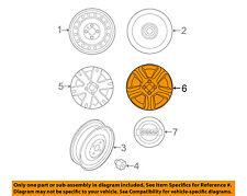 NISSAN OEM 07-10 Sentra Wheels-Wheel Cover 40315ET00A