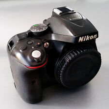 Nikon D5300 Body only For Parts   Not working