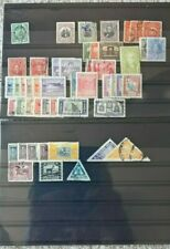 Bolivia Stamps on 2 Stockcards
