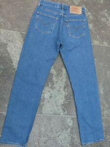 ORIGINAL 80's LEVI'S 501 BLUE JEANS W 32 L 34 VERY GOOD CONDITION!!!!!!!!!!!!!!