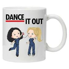 Greys Anatomy Inspired - Dance it out - Lustig Becher Keramiktasse
