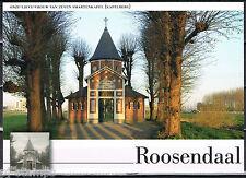 Voorgefrankeerde ansichtkaart Roosendaal OLV van Zeven Smartenkapel - Postcard